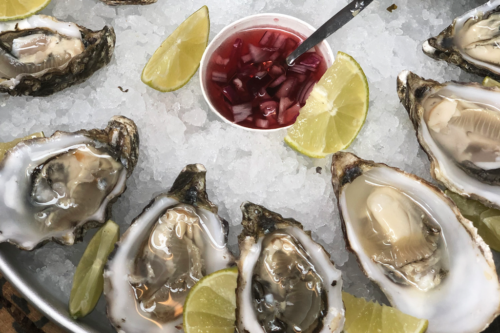 oesters friday