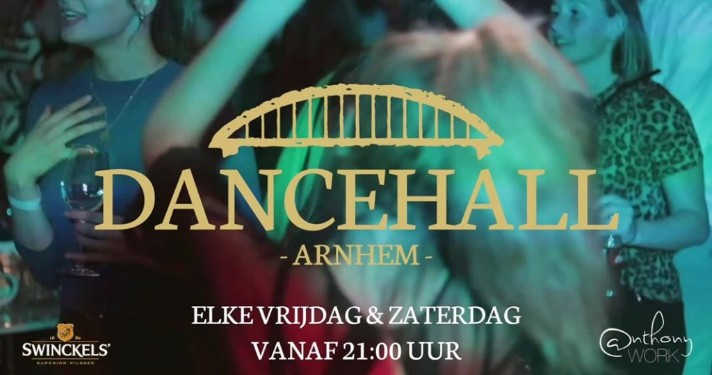 weekendborrel dancehall arnhem