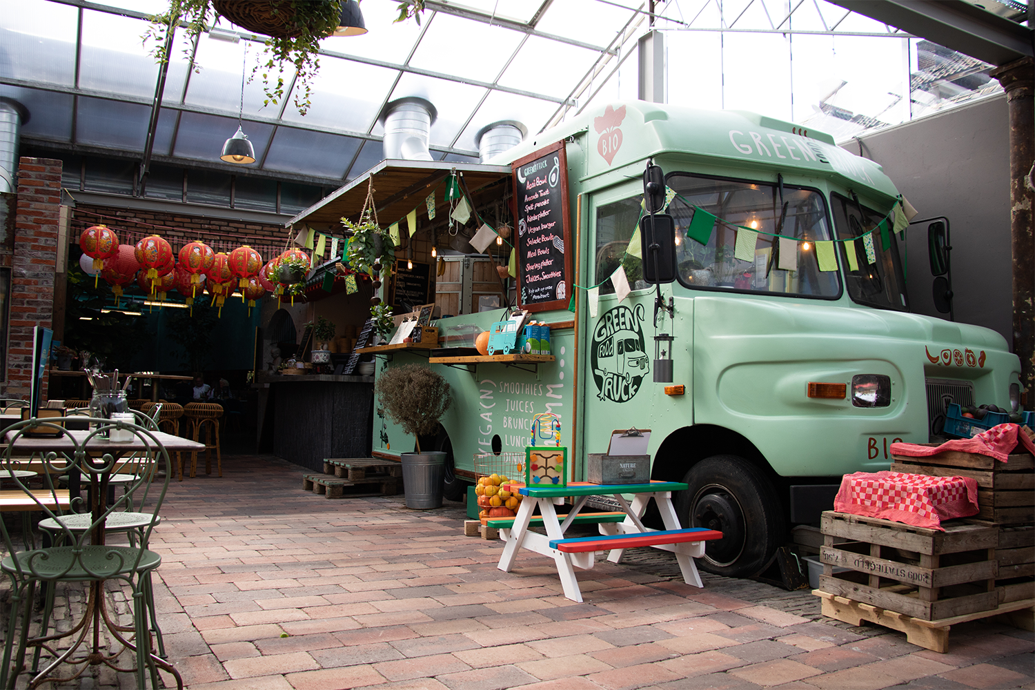 foodtruck restaurant